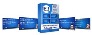 Okładka Enlinado 500 plus zwrotów