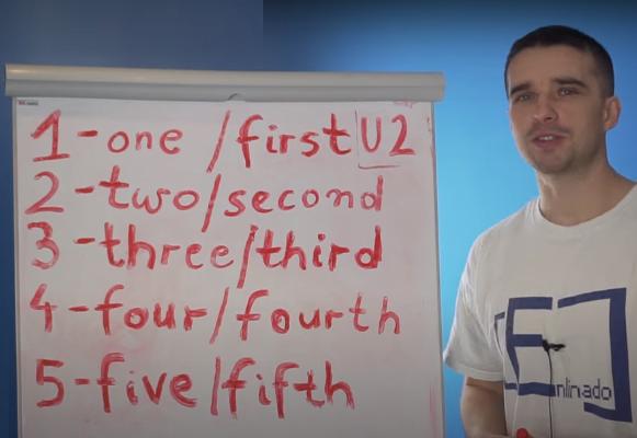 Jak liczyć po angielsku poprawnie
